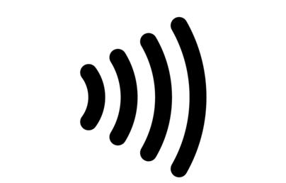 タッチ決済(非接触IC)マーク