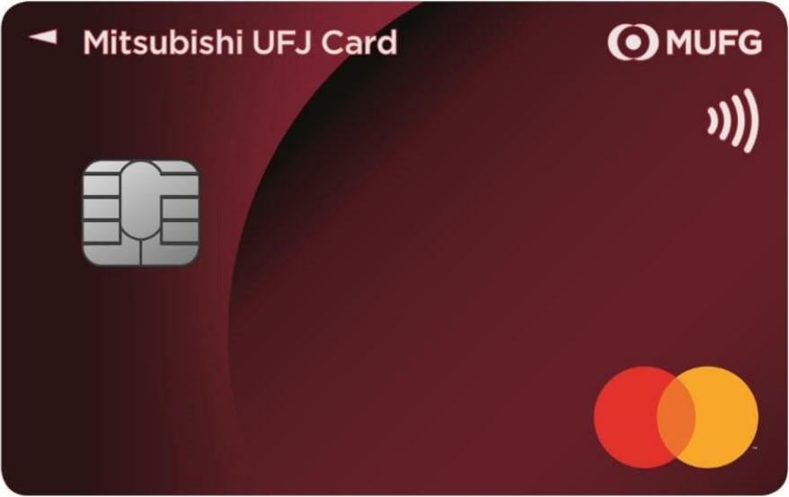 三菱UFJカード 券面 表面