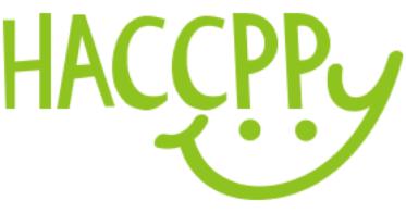 飲食店向けHACCPサポートシステム「HACCPPy(ハサッピー)」を株式会社ハピクロが提供開始