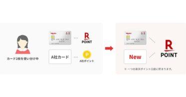 楽天カードが2枚目の発行可能に、楽天カードの2枚持ちが実現