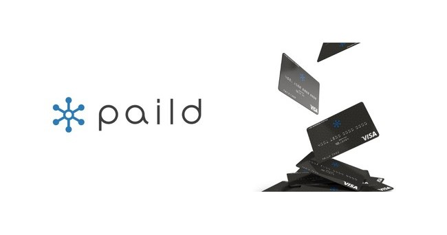法人カードのクラウド型 発行・管理サービスpaild(ペイルド)