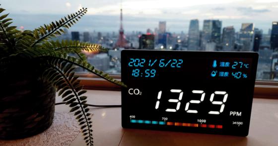 ダンボネット・システムズが高性能CO2モニター「DC2」発表