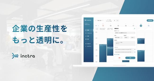 株式会社DATAFLUCTが企業内の組織・人のデータを集約・統合・可視化し、生産性向上を支援するサービス『inctra(インクトラ)』β版の事前登録を開始
