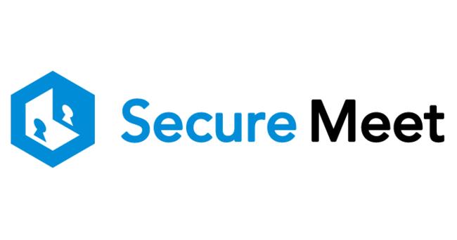 AI自動字幕翻訳web会議システム「SecureMeet(セキュアミート)」