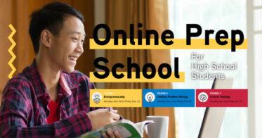 バイリンガ/人気のインターナショナルスクールが、高校生向けのオンラインプレップスクールを開講!
