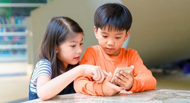 ▲『小学生 国語力・算数力測定テスト』はスマホで受検可