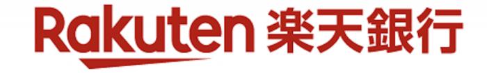 楽天銀行 ロゴ画像