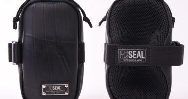 モンドデザイン/廃タイヤを再利用するバッグブランド「SEAL」より、足首や腕に取り付ける新しいスタイルの「アンクルアームバッグ」を新発売