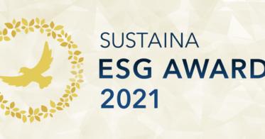 サステナがESG経営先進企業を表彰する「SUSTAINA ESG AWARDS 2021」を発表